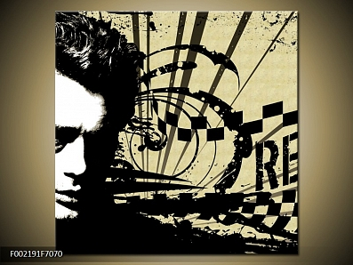 Obraz James Dean pop art