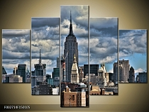 Obraz New York Empire state of building